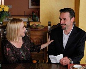 Medium's star Patricia Arquette will reunite on screen in the CBS drama with ...