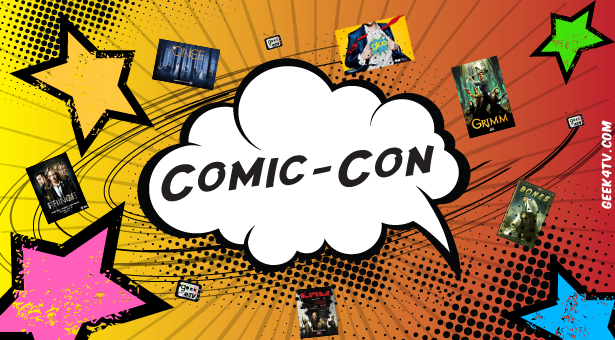 Comic-Con 2012 is almost here! Find out which TV Shows are going to be there