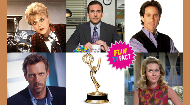 Fun TV Fact: Who's the biggest loser as a performer at the Emmys?