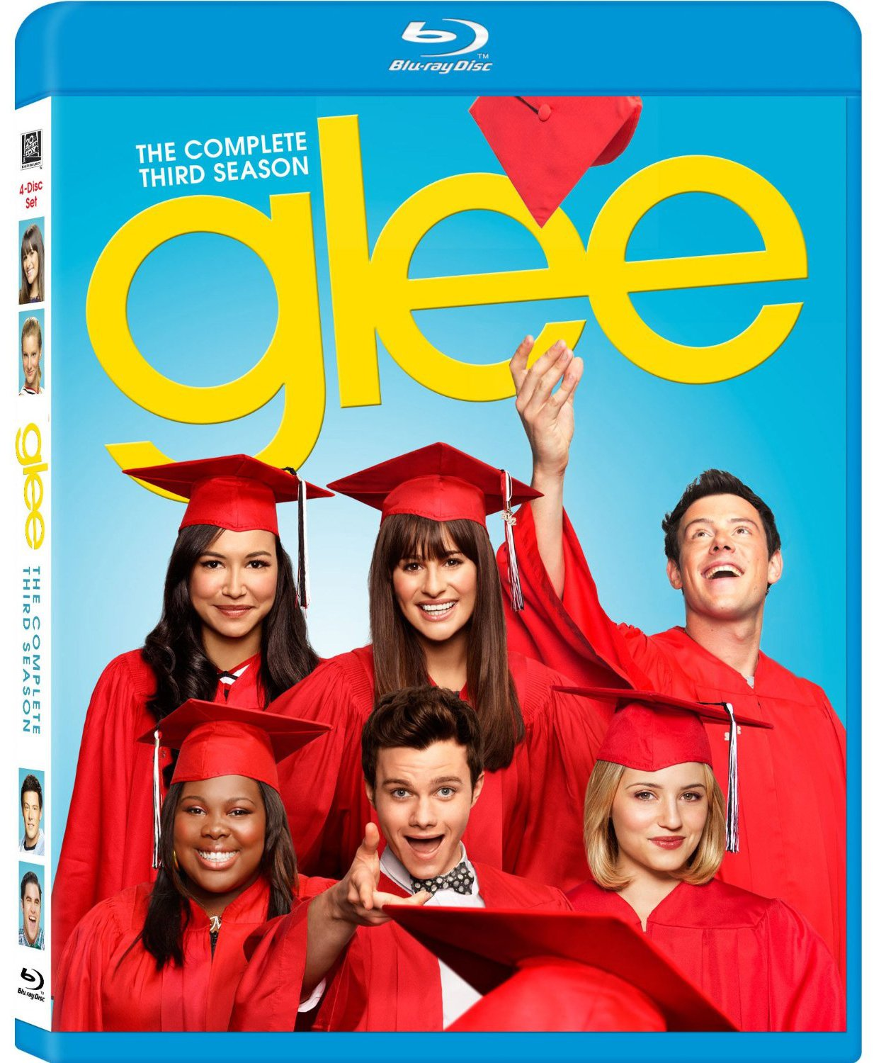 Glee Season 3 DVD and Blu-ray Extras and Features Revealed
