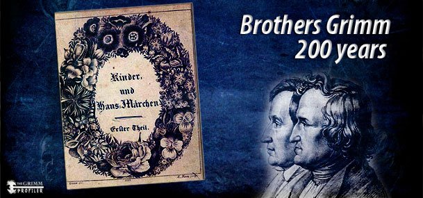 The Brothers Grimm Stories celebrate 200 years today!