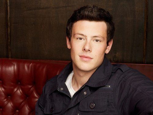 Goodbye and till we met again Cory Monteith