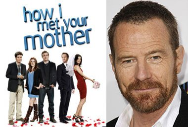 'Breaking Bad' star Bryan Cranston to guest star on 'How I Met Your Mother'