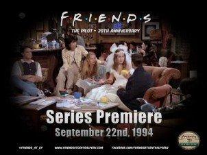 Friends' 20th anniversary!