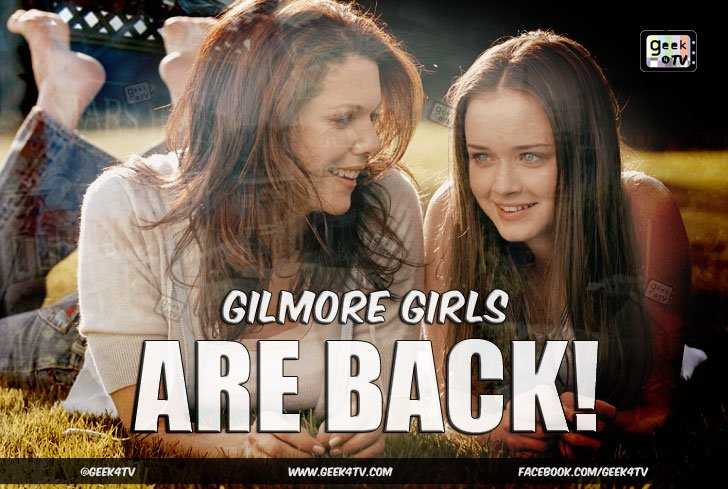 "Gilmore Girls ""revival"" – What we know so far!"